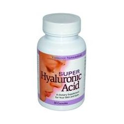 Vitology Nutraceuticals, Super Hyaluronic Acid, 30 Capsules