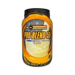 Wellements, Pro Blend 55, Alpine Vanilla, 2.2 lb (984 g)