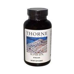 Thorne Research, Super EPA, 90 Gelcaps
