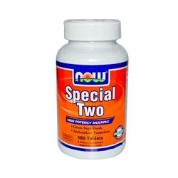 Now Foods, Special Two, 180 Tablets
