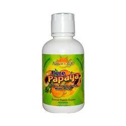 Nature's Life, Pure Papaya, 16 fl oz (473 ml)