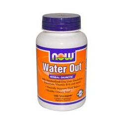 Now Foods, Water Out, Herbal Diuretic, 100 Vcaps