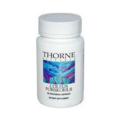 Thorne Research, Coleus Forskohlii, 60 Veggie Caps