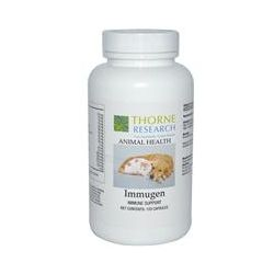 Thorne Research, Animal Health, Immugen, 120 Capsules