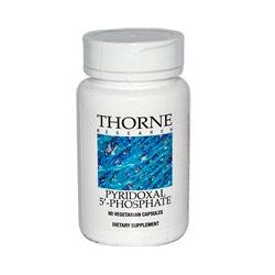 Thorne Research, Pyridoxal 5'-Phosphate, 60 Veggie Caps