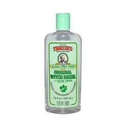 Thayers, Alcohol-Free Toner, Original Witch Hazel, 12 fl oz (355 ml)