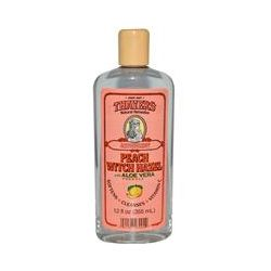 Thayers, Peach Witch Hazel with Aloe Vera Formula, 12 fl oz (355 ml)