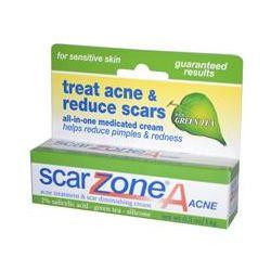Scar Zone, Acne Treatment & Scar Diminishing Cream, 0.5 oz (14 g)