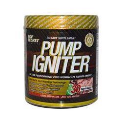 Top Secret Nutrition, LLC, Pump Igniter, Cherry Limeade, 8.25 oz (234 g)