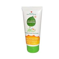 Seventh Generation, For The Wee Generation, Baby Sunscreen, SPF 30, 3 oz (85 g)
