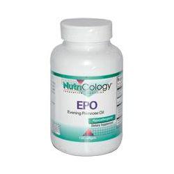 Nutricology, EPO, Evening Primrose Oil, 120 Softgels