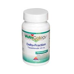Nutricology, Delta-Fraction Tocotrienols, 125 mg, 90 Softgels
