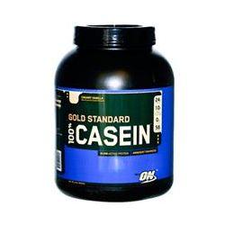 Optimum Nutrition, 100% Casein Gold Standard, Creamy Vanilla, 4 lbs (1818 g)