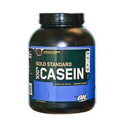 Optimum Nutrition, 100% Casein Gold Standard, Chocolate Supreme, 4 lbs (1818 g)