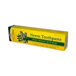 Organix South, TheraNeem Organix, Neem Toothpaste, Neem Therape with Mint, 4.23 oz (120 g)