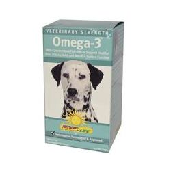 Renew Life, Omega-3 for Dogs, 60 Gel Caps