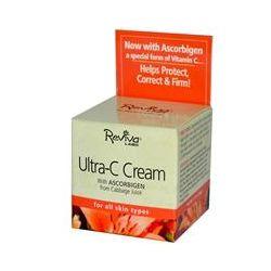 Reviva Labs, Ultra-C Cream, 1.5 oz (42 g)