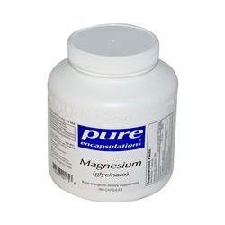 Pure Encapsulations, Magnesium (Glycinate), 180 Capsules