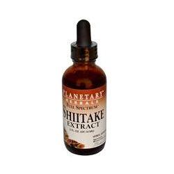 Planetary Herbals, Shiitake Extract, Full Spectrum, 2 fl oz (59.14 ml)
