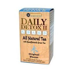 Rooney CV, Daily Detox II, All Natural Tea, Original Flavor, 30 Filterbags, 1.63 oz (48 g)