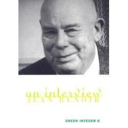 An Interview, Green Integer Books by Jean Renoir, 9781557133304.