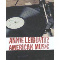 American Music, Photographs by Annie Leibovitz, 9780375505072.