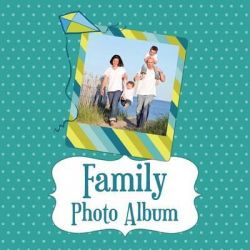 Family Photo Album by Dr Colin Scott, 9781630224134.