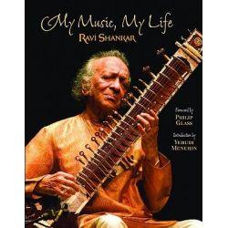 My Music, My Life by Ravi Shankar, 9781601090058.