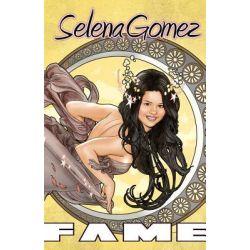 Selena Gomez, The Graphic Novel by Alex Lopez, 9781450766791.