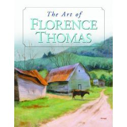 The Art of Florence Thomas by Florence Thomas, 9780786418855.