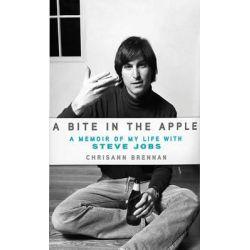 The Bite in the Apple, A Memoir by Chrisann Brennan, 9781250038760.