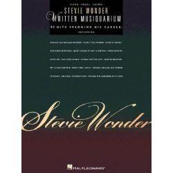 Stevie Wonder, Written Musiquarium - 41 Hits Spanning His Career by Stevie Wonder, 9780634004971.