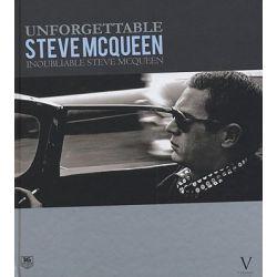 Unforgettable Steve McQueen by Henri Suzeau, 9782916954042.