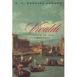 Vivaldi, Voice of the Baroque by H.C. Robbins Landon, 9780226468426.