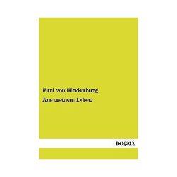 Bücher: Aus meinem Leben  von Paul Hindenburg