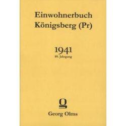 Bücher: Einwohnerbuch Königsberg (Pr)