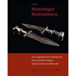 Bücher: Römerlager Hedemünden  von Klaus Grote