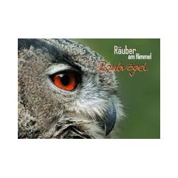 Bücher: Räuber am Himmel: Raubvögel (Posterbuch DIN A2 quer)  von Calvendo