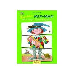 Bücher: Zauber-Mix-Max  von Erhard Dietl