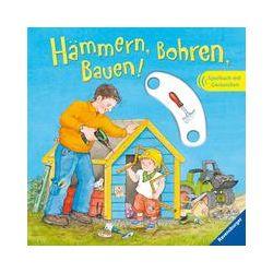 Bücher: Hämmern, Bohren, Bauen!  von Daniela Prusse