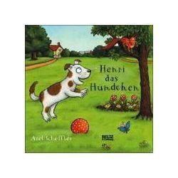 Bücher: Henri das Hündchen  von Axel Scheffler