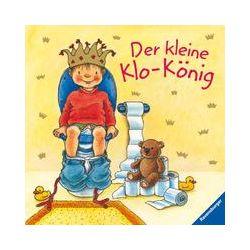 Bücher: Der kleine Klokönig  von Sandra Grimm