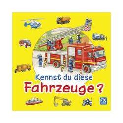 Bücher: Kennst du diese Fahrzeuge?  von Frank Bayer