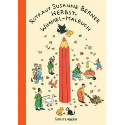 Bücher: Herbst-Wimmel-Malbuch  von Rotraut Susanne Berner