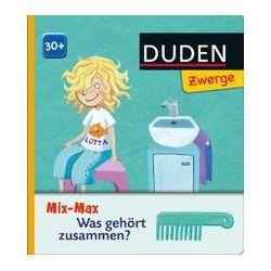 Bücher: Mix Max: Was gehört zusammen?  von Tina Schulte