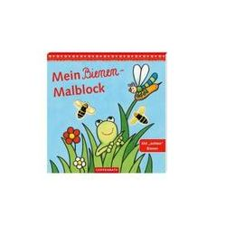 Bücher: Mein Bienen-Malblock