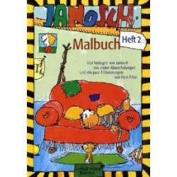Bücher: Janosch Malbuch 2  von Janosch
