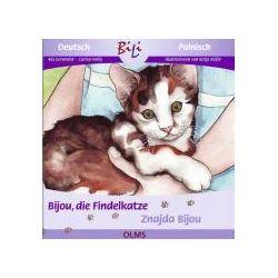Bücher: Bijou, die Findelkatze /Znajda Bijou  von Carina Welly, Ria Gersmeier
