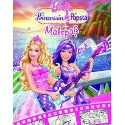 Bücher: Die Prinzessin und der Popstar. Königlicher Malspaß