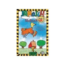 Bücher: Janosch-Malbuch Heft 3  von Janosch